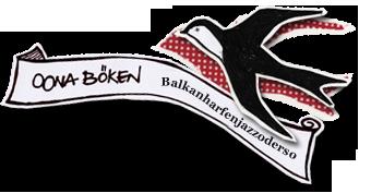 Oona Boeken - Balkanharfenjazzoderso